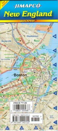 New England Quickmap