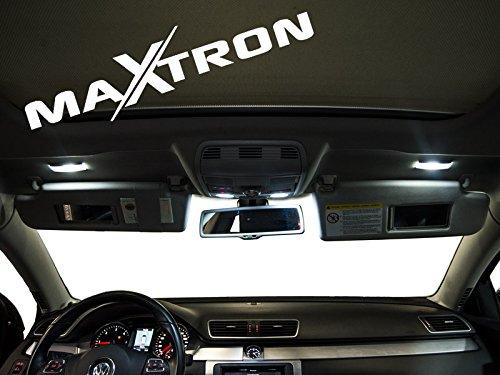 MaXtron Licht Innenraumbeleuchtung 6000K Kalt Wei/ß Beleuchtung Innenlicht SET f/ür Auto i30N i30 N PD mit Panoramadach