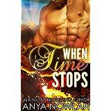 When Time Stops: Dragon Shifter Surprise Pregnancy Romance