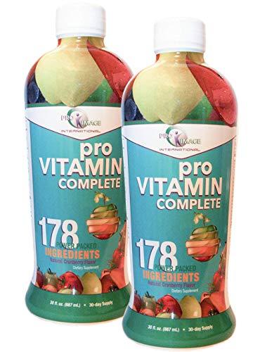 Pro Vitamin Complete Liquid Vitamin - 2-30 Oz Bottles