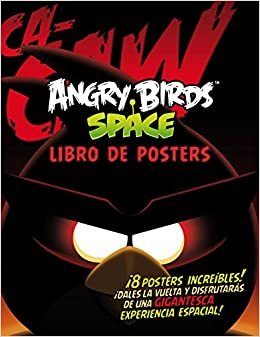 Angry Birds Space Libro De Posters por Rovio Entertainment Oy Rovio Entertainment Oy