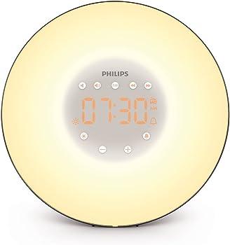 Philips Wake-up Light w/ Radio