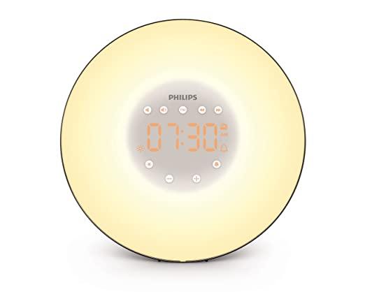 Philips Wake-Up Light with Sunrise Simulation and Radio