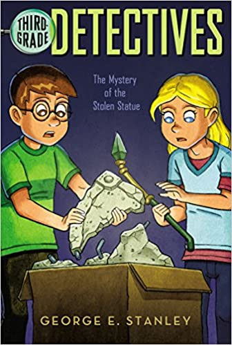 Buy The Mystery of the Stolen Statue (Third-Grade Detectives) Book ...