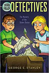 Mystery books for 3rd grade reading level