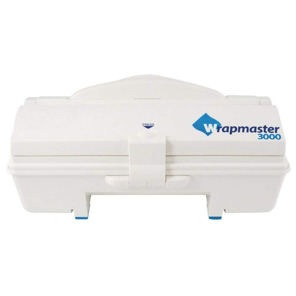 Wrapmaster 3000 12  Distributeur pour Film Alimentaire Traiteur Film /& P/âtisserie Parchemin We Can Source It Ltd