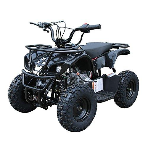 50 Cc Atv (kids mini 50cc ATV Auto Apache four wheeler gas powered mini quad children boy girl)