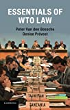 img - for Essentials of WTO Law book / textbook / text book