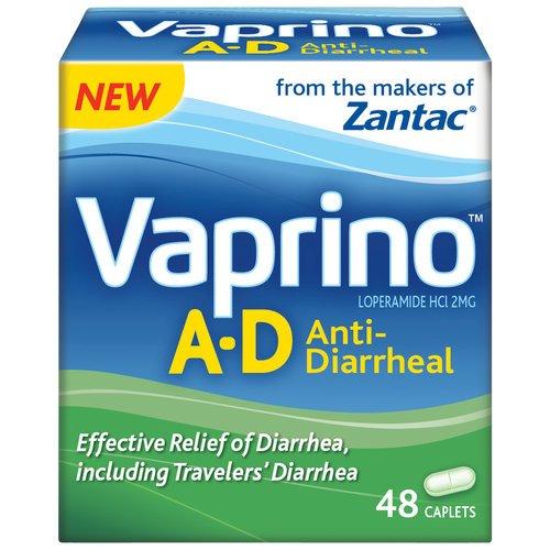 Vaprino A-D (48 comprimés)