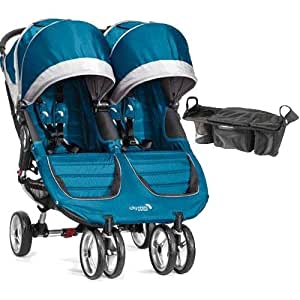Amazon Com Baby Jogger City Mini Double Stroller With