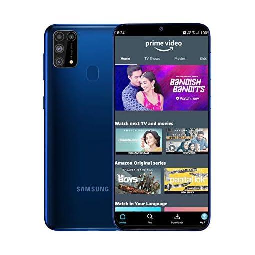 Samsung Galaxy M31 Prime Edition (Ocean Blue)