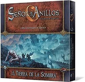 Fantasy Flight Games-La Tierra de la Sombra (EDGMEC46): Amazon.es: Juguetes y juegos