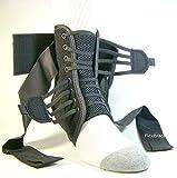 FastLacer Ankle Brace Stabilizer/Support (Medium)