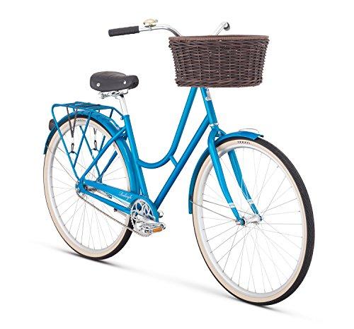 RALEIGH Bikes Gala Women's City Bike, 42cm Frame, Blue, 42 cm/Small