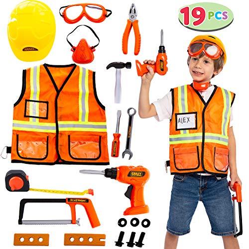 JOYIN Construction Worker Costume
