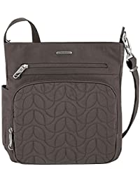 Anti-Theft Quilted North South Crossbody - Exclusive
