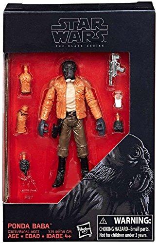 Star Wars 2017 The Black Series Ponda Baba Action Figure 3.75 - Glass Sun Hutt