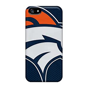 Iphone 5/5s XMc18838PcIJ Custom Nice Denver Broncos Series High Quality Cell-phone Hard Cover -CristinaKlengenberg