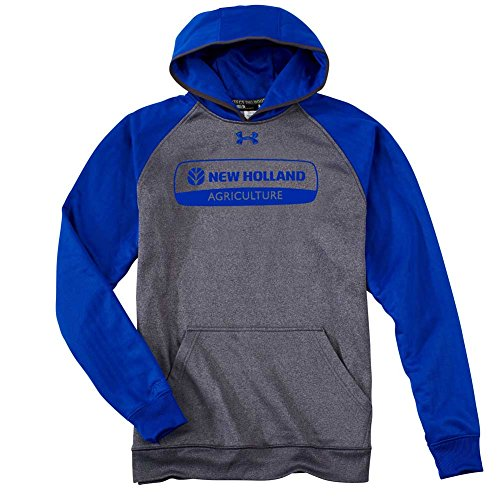 New Holland Under Armour Performance Hooded Sweatshirt from New Holland
