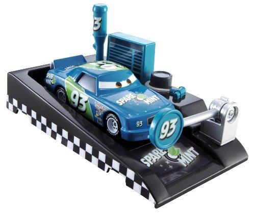 ディズニーピクサー カーズ Mattel Pit Race-off Spare O Mint #93の商品画像