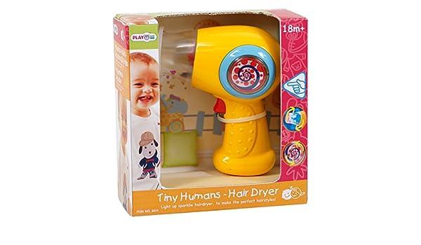 PlayGo Ver Logo 2614 - secador de Pelo pequeño, Juguetes para el ...