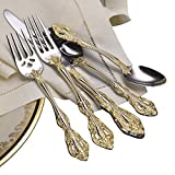 Oneida Golden Michelangelo 20 Piece - Service for 4