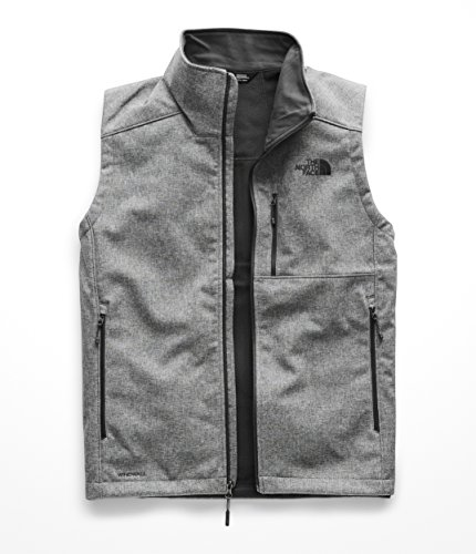 - The North Face Men's Apex Bionic 2 Vest - TNF Medium Grey Heather - XL