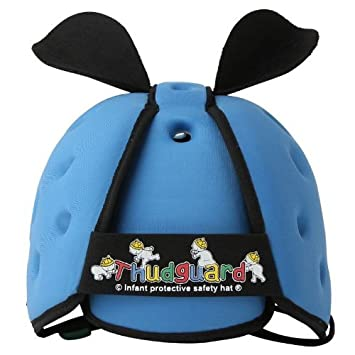 a82451c1d4b Buy Thudguard Baby Safety Helmet - Blue Online at Low Prices in India -  Amazon.in