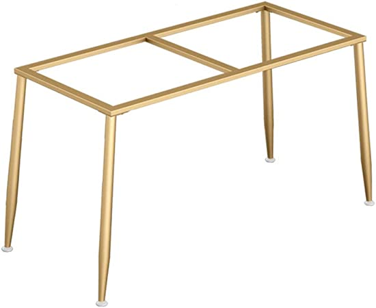 struttura tavolo Set di 2 profilio trapezio: 20x60mm x altezza 70 cm sguardo dacciaio Larghezza 70 cm Feltrini Sossai/® TKG6 Incl 50 trapezoidale Gambe per tavolo in acciaio