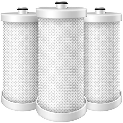 Icepure WF1CB Refrigerator water filter Replacement For Frigidaire PureSource WF1CB,WFCB, RG100, NGRG2000, WF284, Kenmore 9910, 469906, 469910,3PACK (Water Filter Wfcb Source Pure)