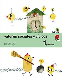 1 Primaria. Savia - 9788467570649: Amazon.es: José Antonio Marina, Félix García Moriyón, Concepción Marqués Redolá, Alberto García Ayerbe, Ron Carrillo, ...