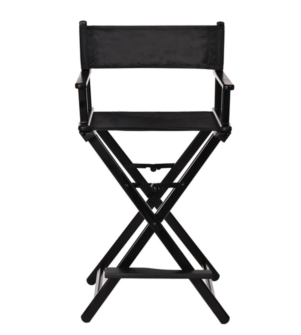 Gracelove Aluminum Frame Makeup Artist Director's Chair Foldable Professional