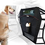 Kurgo Backseat Dog Barrier for Cars and SUVs - Lifetime Warranty