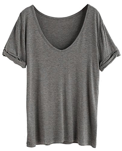 SheIn Womens Summer Sleeve T shirt product image