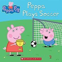 Peppa Plays Soccer (Peppa Pig: 8x8)