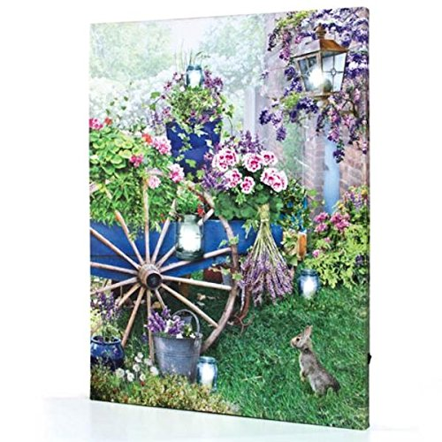 """Timeless by Design 13859-12"""" x 18"""" x 1"""" Flower Cart, used for sale  Delivered anywhere in USA"""