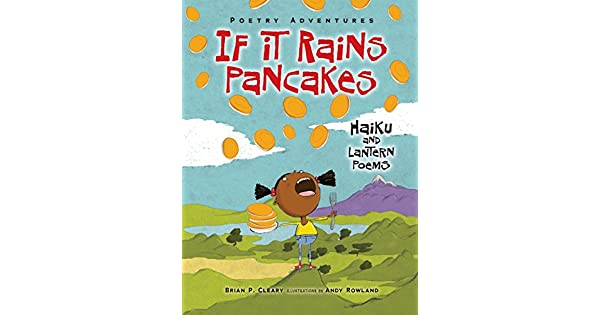 Amazon.com: If It Rains Pancakes: Haiku and Lantern Poems ...