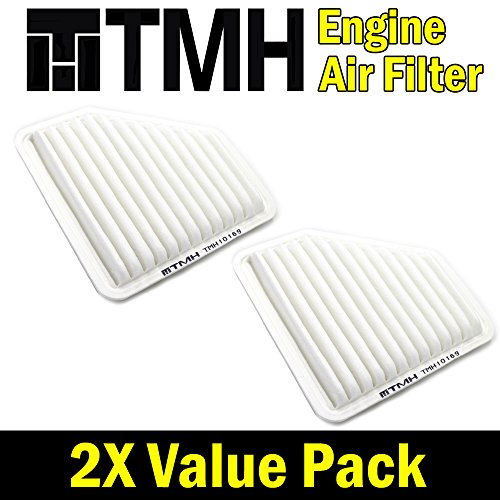 ( Pack of 2 ) TMH® TMH10169 GP169 ( CA10169 ) Premium Rigid EXtra Guard Panel Engine Air Filter