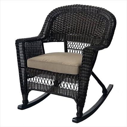 Amazon.com: Jeco W00201R-A-2-FS006 - Juego de 2 sillas de ...