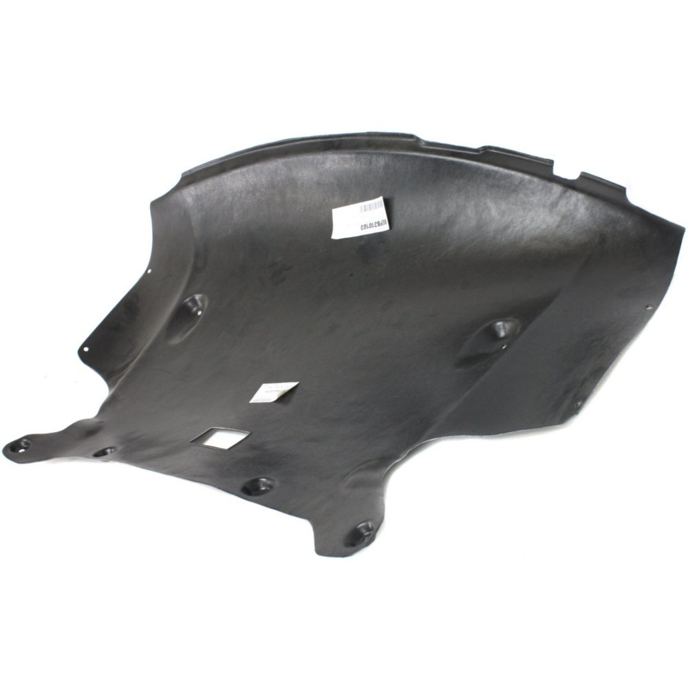Engine Splash Shield compatible with BMW 5-Series 06-07 Under Cover Center