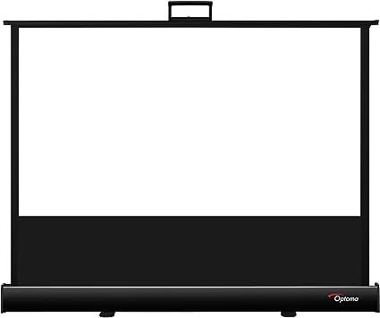Optoma DP-9046MWL - Pantalla despegable para proyectores de 46 ...