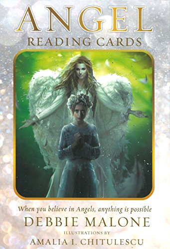 angel card reading game - 2