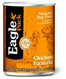 Eagle Pack Natural Pet Food for Dogs, Canned Chicken Formula, 12-Pack of 13.2-Ounce Cans, My Pet Supplies