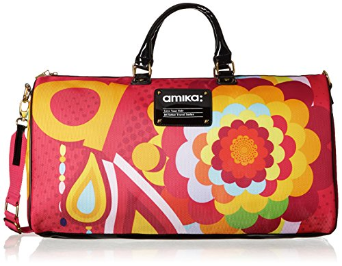 Amika Signature Duffle Bag, Oblpihica Print by amika