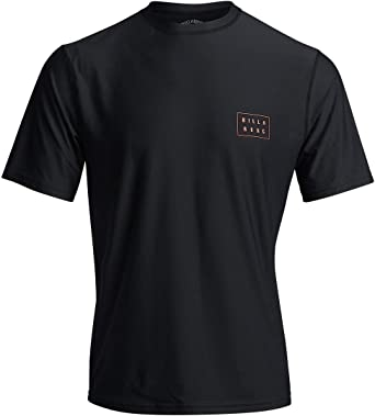 BILLABONG™ Die Cut - Camiseta de Surf de Manga Corta con UPF 50 para Hombre