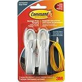 Command Cord Bundlers, 2 Bundlers 3 Medium Strips, (17304C)