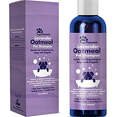 Colloidal-Oatmeal-Dog-Shampoo-with-Pure-Lavender-Essential-Oils-No-Tear-Shampoo-for-Dry-Itchy-Skin-Relief-Pet-Odor-Eliminator-Grooming-Shampoo