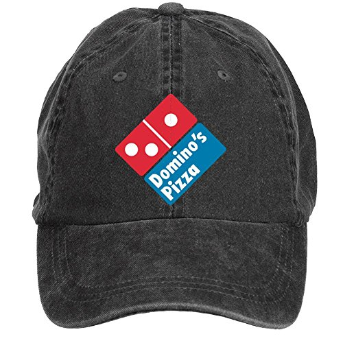 zhengxing-dominos-pizza-logo-catering-mens-cotton-washed-baseball-cap-velcro-adjustable-hats-one-siz
