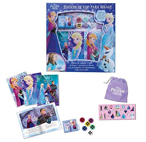 Estuche de lujo para regalo: Disney Frozen