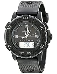 Timex Men's TW4B008009J Expedition Double Shock Watch with Black Band